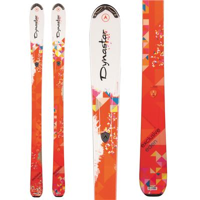 Dynastar Exclusive Legend Eden Skis - Women's 2013