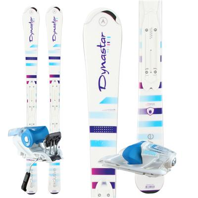 Dynastar Exclusive Reveal Skis + Xpress 10 Bindings 2013