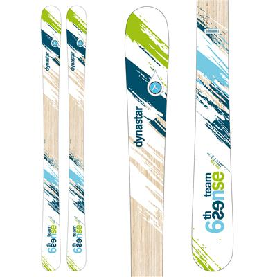 Dynastar 6th Sense Team Skis - Youth 2013