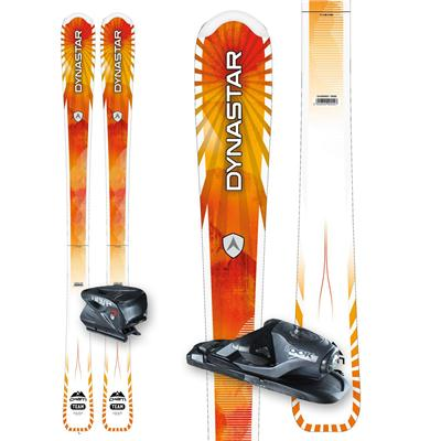 Dynastar Team Cham Skis + Nova 7 Bindings - Youth - Boy's 2013