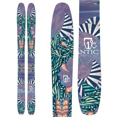 Icelantic Keeper Skis 2013