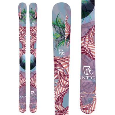 Icelantic Pilgrim Skis 2013