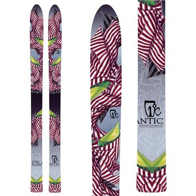 Icelantic Seeker Skis 2013