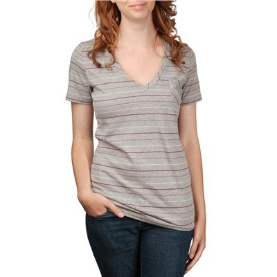 Vans Pencil Thin V Neck T Shirt - Women's