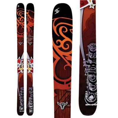 Blizzard Cochise Skis 2013