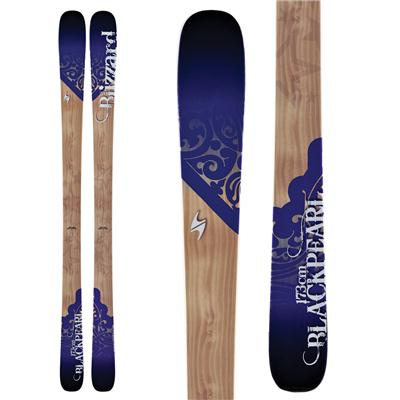 Blizzard Black Pearl Skis - Women's 2013