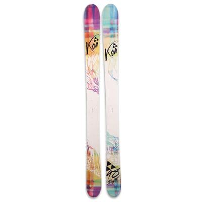 Fischer Koa 98 Skis - Women's 2013