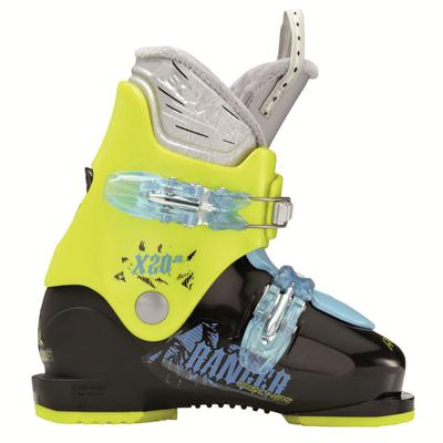 Fischer Ranger Jr 20 Ski Boots - Youth - Boy's 2013