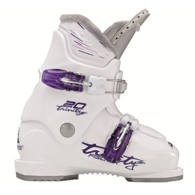 Fischer Trinity Jr 20 Ski Boots - Youth - Girl's 2013