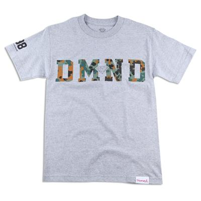 Diamond Supply Co. DMND Camo T Shirt