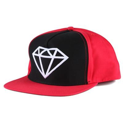 Diamond Supply Co. Rock Snapback Hat
