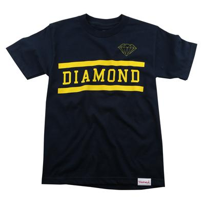 Diamond Supply Co. Collegiate T Shirt