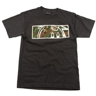 The Hundreds Camo Rectangle Adam T Shirt