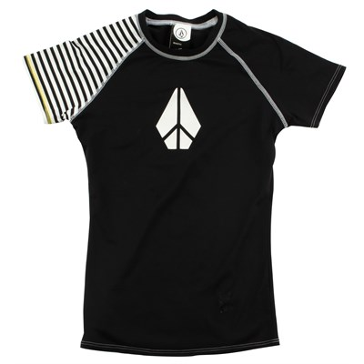 Volcom Keep The S/S Rashguard 2012
