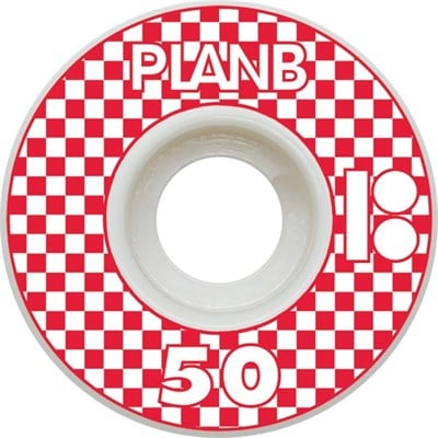 Plan B Team Checked Wheels