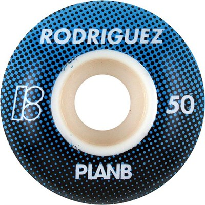 Plan B Paul Rodriguez Spectrum Wheels