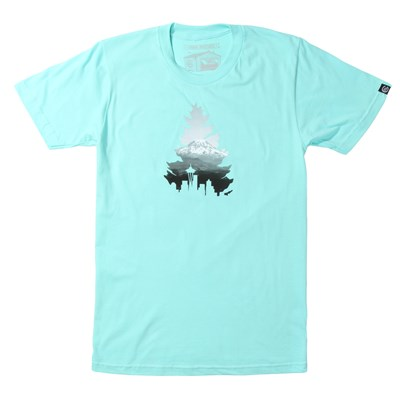 Casual Industrees Johnny Tree Rainier T Shirt