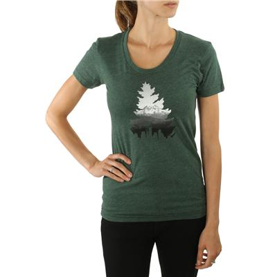 Casual Industrees Johnny Tree Rainier T Shirt - Women's