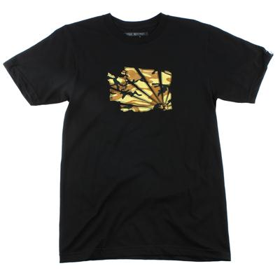 Casual Industrees WA Camo T Shirt