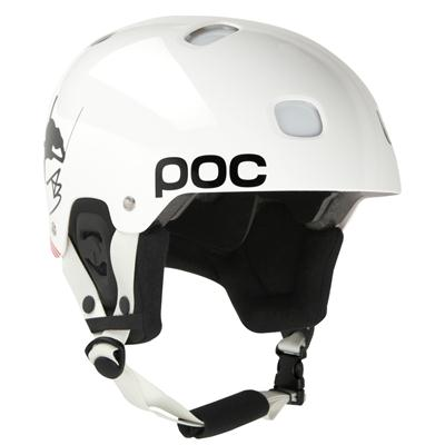 POC Anders Backe Signature Receptor Bug Helmet