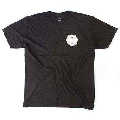 Spacecraft Circle Logo T Shirt
