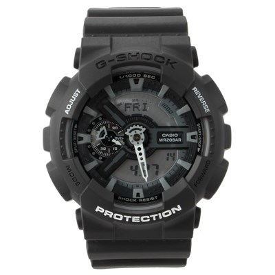G-Shock GA-110C-1A Combi Monotone Watch