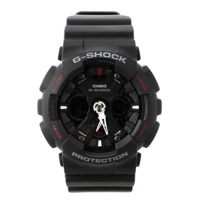 G-Shock GA-120-1ACR Combi Watch