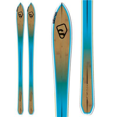 Salomon BBR 8.0 Skis 2013