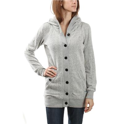 Burton Dogwood Hooded Cardigan Sweater - Women's