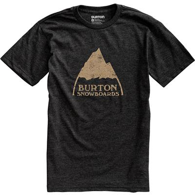Burton Mountain Logo S/S T Shirt