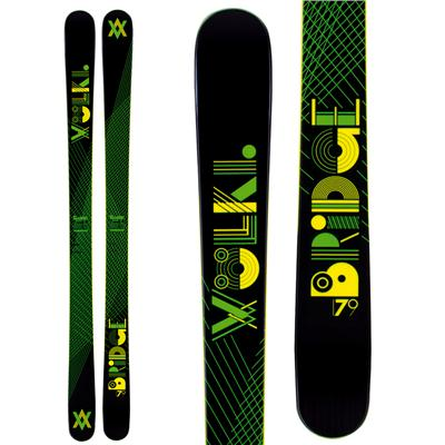 Volkl Bridge Skis 2013