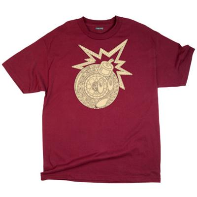 The Hundreds Mayan Adam T Shirt