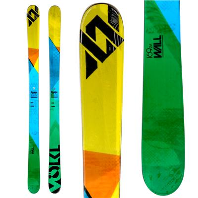 Volkl Wall Skis 2013
