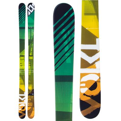 Volkl Step Skis 2013