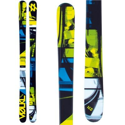 Volkl Alley Skis 2013