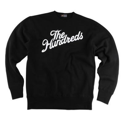 The Hundreds Forever Slant Crew Sweatshirt