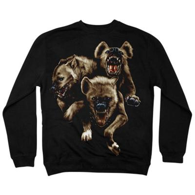The Hundreds Hyenas Crew Sweatshirt