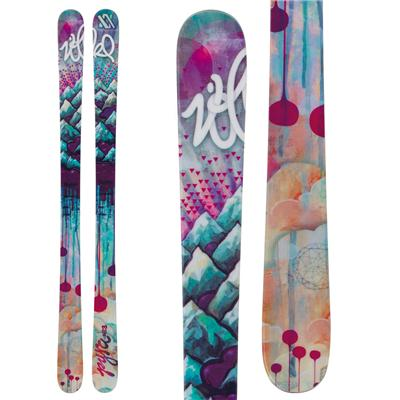 Volkl Pyra Skis - Women's 2013