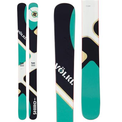 Volkl Shiro Jr Skis - Youth 2013