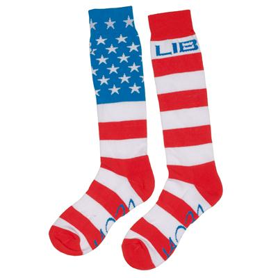 Lib Tech Patriot Riding Socks