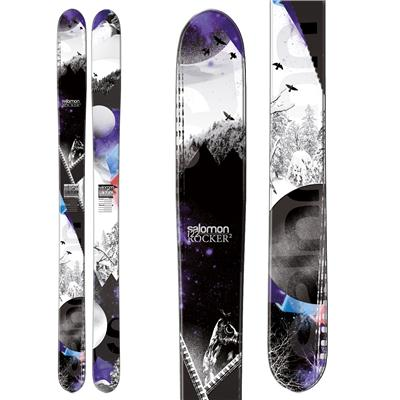 Salomon Rocker2 122 Skis 2013