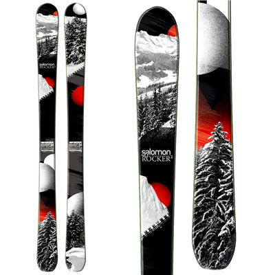 Salomon Rocker2 90 Skis 2013