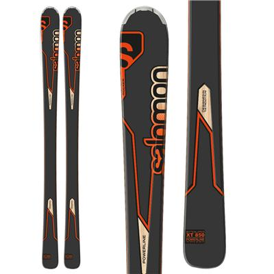 Salomon Enduro XT 850 Skis + Z12 Bindings 2013
