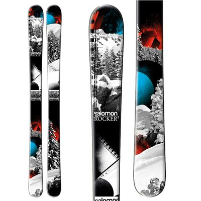 Salomon Rocker2 Jr Skis - Youth - Boy's 2013