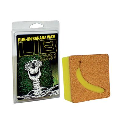 Lib Tech Rub On Banana Wax