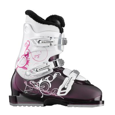 Salomon T3 Girlie RT Ski Boots - Youth - Girl's 2013