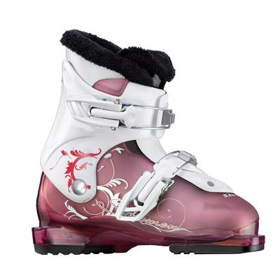 Salomon T2 Girlie RT Ski Boots - Youth - Girl's 2013