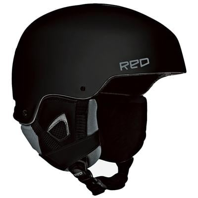 Red Commander Helmet