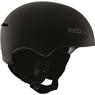 Red Avid Helmet