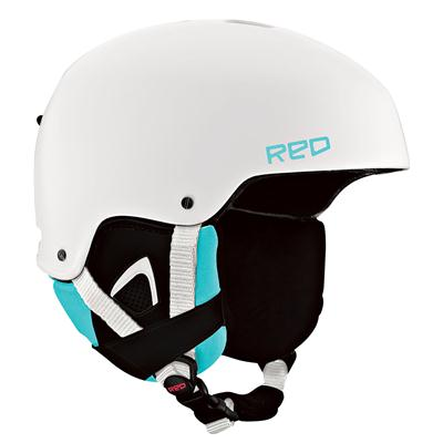 Red Cadet Helmet - Women's
